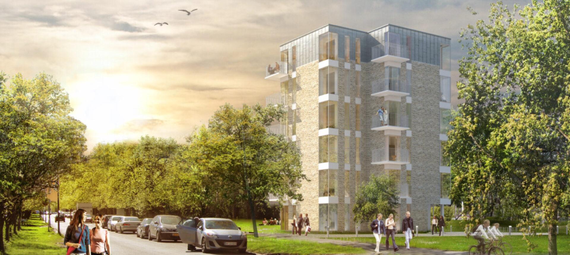 Projekt fundet til investor 21 studielejligheder på Østerbro