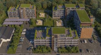 SOLGT – 4 matrikler til nyt bolig projekt